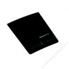FELLOWES Egéralátét csuklótámasszal, FELLOWES Health-V™ Fabrik™, fekete (IFW91812)