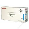 Canon C-EXV26C Fénymásolótoner IRC 1021i fénymásolóhoz, CANON kék, 6k (TOCEXV26C)