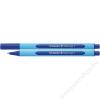 SCHNEIDER Golyóstoll, 0,3 mm, kupakos, SCHNEIDER Slider Edge F, kék (TSCSLEFK)