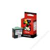 Lexmark 10N0026E Tintapatron X72, 74, 75 nyomtatókhoz, LEXMARK 26 színes, 275 oldal (TJL0026)