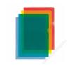 ESSELTE Genotherm, L, A4, 105 mikron, narancsos felület, ESSELTE Standard, kék (E54837) lefűző