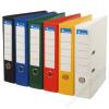 VICTORIA Iratrendező, 75 mm, A4, PP/PP, élvédő sínnel, VICTORIA, Premium, piros (IDIP75P)