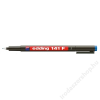 EDDING Alkoholos marker, OHP, 0,6 mm, EDDING 141 F, kék (TED14131)