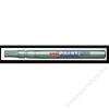 UNI Lakkmarker, 0,8-1,2 mm, UNI PX-21, ezüst (TUPX21E)
