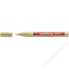EDDING Lakkmarker, 1-2 mm, EDDING 751, arany (TED75111)