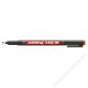 EDDING Alkoholos marker, OHP, 1 mm, EDDING 142 M, piros (TED14221)