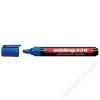 EDDING Alkoholos marker, 1-5 mm, vágott, EDDING 330, kék (TED33031)