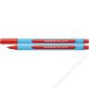 SCHNEIDER Golyóstoll, 0,7 mm, kupakos, SCHNEIDER Slider Edge XB, piros (TSCSLEXBP)