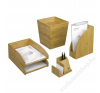 REXEL Iratpapucs, bambusz, REXEL Bamboo (IKR2102371) irattartó