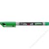 STABILO Alkoholos marker, 1 mm, kúpos, STABILO Write-4-all, zöld (TST14636)