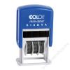 COLOP Dátumbélyegző, COLOP S 160/L, Kiadva (IC1051659)