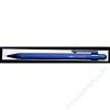 UNI Nyomósirón, 0,5 mm, UNI U5-102, kék (TU102K)