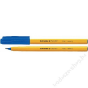 SCHNEIDER Golyóstoll, 0,5 mm, kupakos, SCHNEIDER Tops 505 F, kék (TSCTOP505FK)