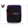 "Haffner Univerzális tablet táska 10"" - V7 Ultra Protective Sleeve - fekete/lila"