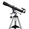 Skywatcher 90/900 Refraktor EQ2 mechanikán