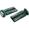 Conrad SMD LED-es izzó T10-es foglalattal kék 9 mm x 24 mm Eufab