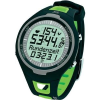 Conrad Pulzusmérő karóra, fitnesz és sportóra zöld Sigma PC 15.11