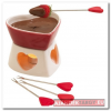 Sweet Heart fondue