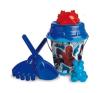 Spiderman homokozó készlet homokozójáték