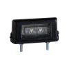 Conrad LED-es rendszámtábla megvilágítás, 12/24 V, SecoRüt 90235