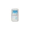 utángyártott Telefonvédő gumi / szilikon (körmintás) ÁTLÁTSZÓ [HTC Incredible S (S710e)]