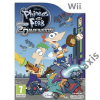 Disney Interactive Phineas and Ferb: Across the Second Dimension /Wii
