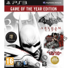 Warner Bross Interactive Batman: Arkham City - Game of the Year Edition /PS3