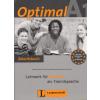 OPTIMAL A1 ARBEITSBUCH+CD