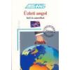 ÜZLETI ANGOL - BRIT ÉS AMERIKAI - KÖNYV+4 KAZETTA -