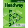 Oxford University Press New Headway Beginner (4th Edition) Workbook with Key & iChecker