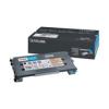 Lexmark C500 Toner Cyan 1,5K C500S2CG (Eredeti)
