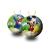 Unice Toys : UGRÁLÓLABDA MICKEY  - Egyéb