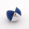 Play zsonglőrlabda, 60mm,fehér-kék