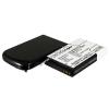 Powery Utángyártott akku BlackBerry típus BAT-30615-006 2400mAh