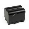 Powery Utángyártott akku Sharp VL-AX1 3400mAh fekete
