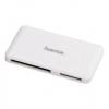Hama Superspeed Slim USB 3.0 kártyaolvasó, fehér