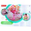 Mattel Rózsaszín nagy 3 az 1-ben babafotel