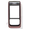 Nokia E65 előlap rózsaszín swap*