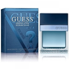 Guess Seductive Homme Blue EDT 100 ml parfüm és kölni