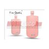 Pierre Cardin Slim álló tok, Pink, Samsung I8160