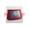 CELLECT Huawei Media Pad 7 bőr tok,Piros