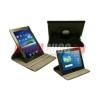 Etui Galaxy Tab 8.9 tablet tartó és tok, Fekete