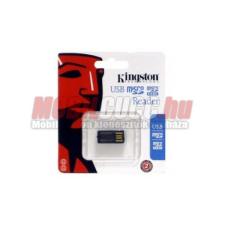 Kingston USB-MicroSD olvasó, vékony kártyaolvasó