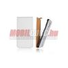 DREIM Sony Xperia T flip bőr tok,Fehér