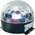 Conrad LED-es effektsugárzó 6LED-del Mc Crypt LCB002