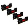 G.Skill 16GB DDR3-2400 Quad-Kit (F3-2400C10Q-16GTD, Trident-Serie)