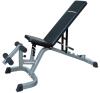 Insportline Univerzális edzőpad inSPORTline Profi Sit up bench fitness eszköz