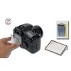 Dörr LCD védő a következőhöz: Canon 50D - Twin