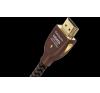 Audioquest Chocolate HDMI kábel 1.5m audió/videó kellék, kábel és adapter