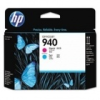 HP C4901A Printhead cyan/magenta No.940
